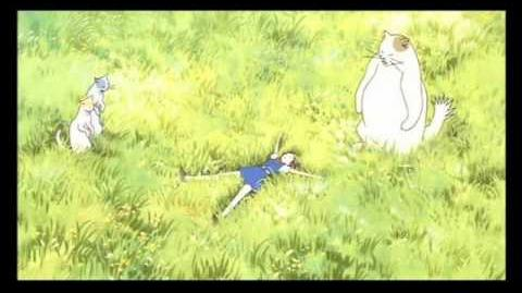 "The Cat Returns theme song ""Become the wind"" (original English lyrics)"