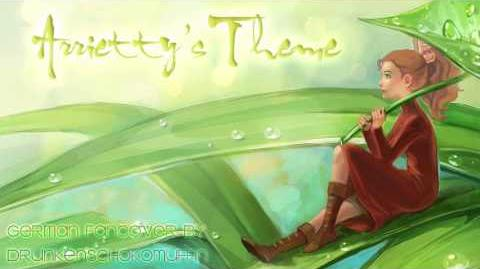 ❖ Arrietty's Song 「German FanCover」❖