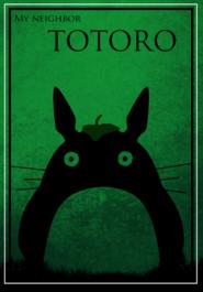 Totoro-minimalist