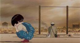 Glühwürmchen-Setsuko-weint