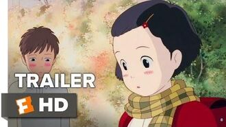 Only Yesterday Official US Release Trailer 1 (2016) - Studio Ghibli Animated Movie HD