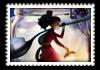 Stamp-arrietty