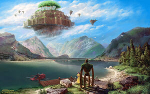 Oliver-wetter-laputa-castle-in-the-sky-over-achensee-1920x1200wp