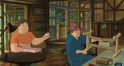 Ghibli-marnie-landhaus-wohnzimmer