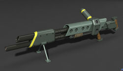 Combat Action Blaster