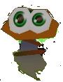 GhostSIm Ghost Mushroom