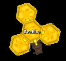 GhostSIm Biome Backdoor Beehive