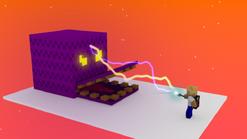 Purple Puddle Launcher Preview