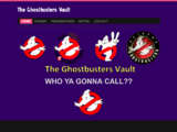 The Ghostbusters Vault (Fan Site)