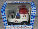 Buscafantasmas Vehicle (Ghostbusters labeled hybrid bootleg)