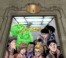 IDW Publishing Comics- Ghostbusters Crossing Over 6