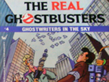 The Real Ghostbusters: Ghostwriters in the Sky
