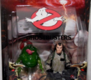 Matty Collector: 6″ Peter Venkman with Slimer