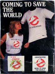 1985GhostbustersTShirtStickersAndButtonsAdvertismentSc01