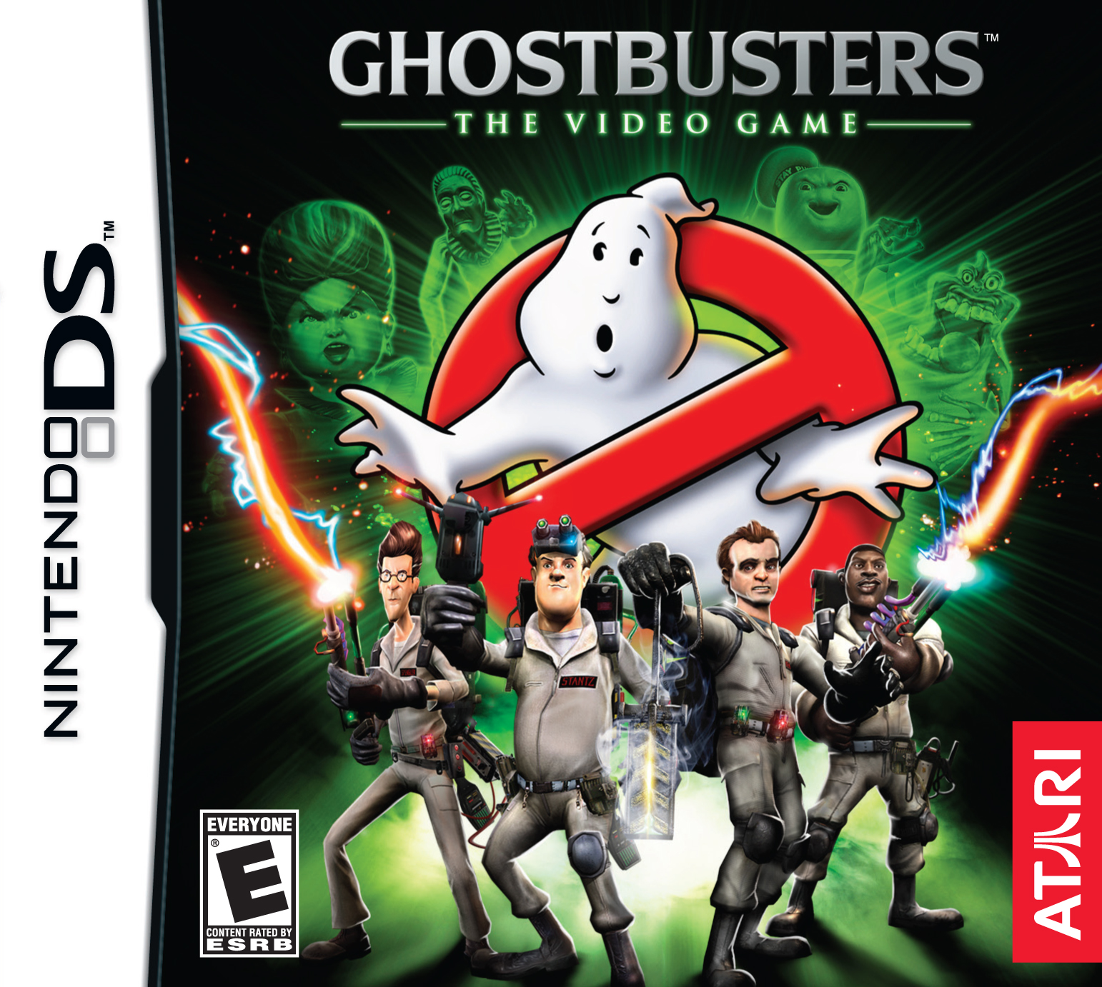 Afbeeldingsresultaat voor ghostbusters video game