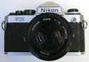 NikonSLRFM2CameraActual