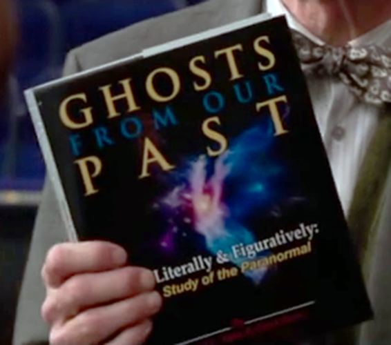The Study of the Paranorm Both Literally and Figuratively Ghosts from Our Past
