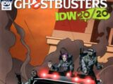 IDW Publishing Comics- Ghostbusters: IDW 20/20
