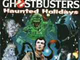 IDW Publishing Comics- Haunted Holidays TPB