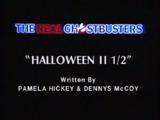 Halloween II 1/2