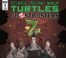 IDW Publishing Comics- Teenage Mutant Ninja Turtles/Ghostbusters 2-1
