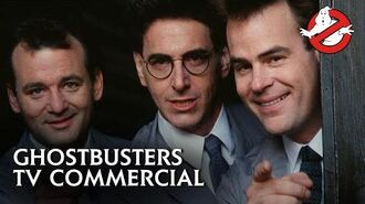 GHOSTBUSTERS - Full Television Commercial