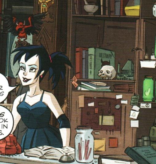 Image - KylieIDW.jpg   Ghostbusters Wiki   FANDOM powered ...