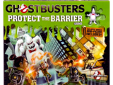 Mattel Games: Ghostbusters Protect the Barrier Game