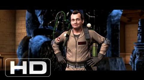 Ghostbusters The Video Game - Official Game Trailer HD