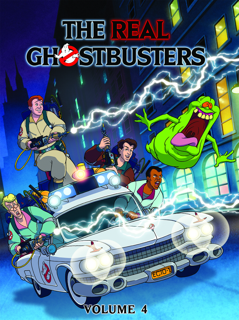 THE REAL GHOSTBUSTERS [Vol. 4|DVDFULL|ORIGINAL|1988-90|NTSC|Aud:ing/LATINO|Subs:n/a]