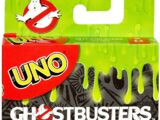 Mattel Games: Uno Ghostbusters (2016) Card Game