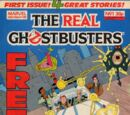 Marvel Comics Ltd- The Real Ghostbusters Series