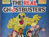 Marvel Comics Ltd- The Real Ghostbusters Easter Special