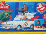 The Real Ghostbusters Play-Doh Set