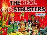 Marvel Comics Ltd- The Real Ghostbusters Annual 1992
