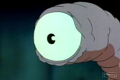 One eyed smoke ghost