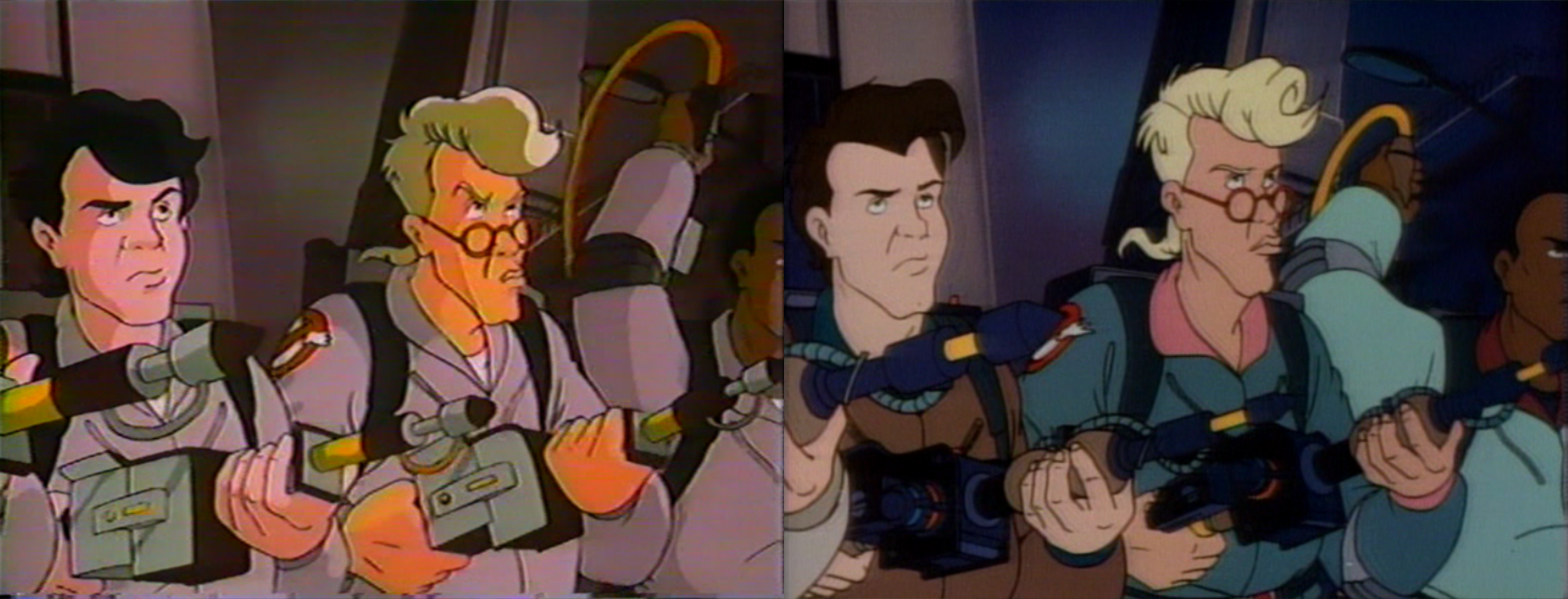 The Real Ghostbusters Pilot | Ghostbusters Wiki | FANDOM ...
