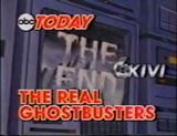 The Real Ghostbusters Advertising