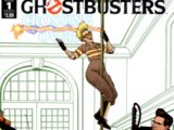 IDW Publishing Comics- Ghostbusters Crossing Over 1