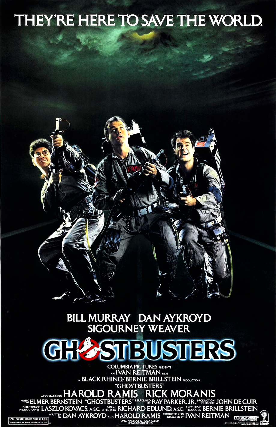 Ghostbusters Invitations ~ Style #3