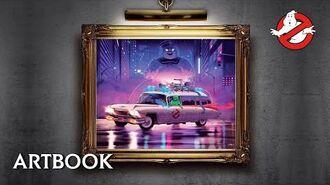 GHOSTBUSTERS - Artbook