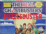 Marvel Comics Ltd- The Real Ghostbusters Puzzlebuster 2