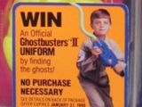"""The Real Ghostbusters """"Find The Ghosts"""" Contest Promotion"""