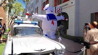 Ghostbusters Fan Fest on Sony Studios Lot - Wizard World 35th Anniversary Celebration with The Cast