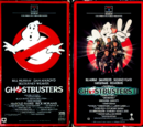 1985 and 1989 masters of Ghostbusters and Ghostbusters II