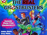 The Real Ghostbusters Magazine Summer 1989