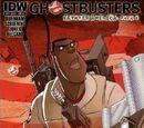 IDW Publishing Comics- Ghostbusters 9