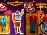 Haunted Human Figure: Granny Gross Ghost