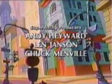 The Real Ghostbusters Credits 2