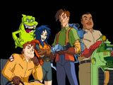 Extreme Ghostbusters Character Guide